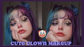 🤡 When Youre The Clown Meme But Cute 🤡 - Cute Clown Makeup