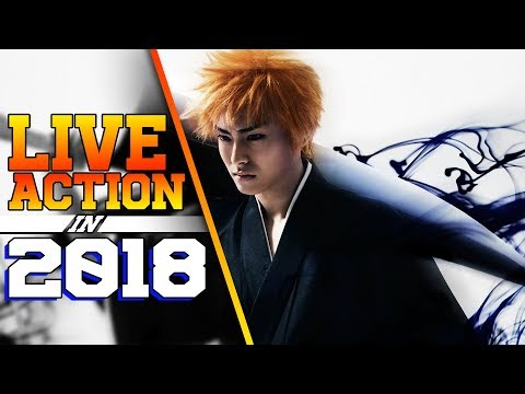 Bleach live action   5 film live action di tahun 2018