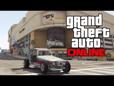GTA 5: How To Get All Secret/Rare Modded Cars Online (Space