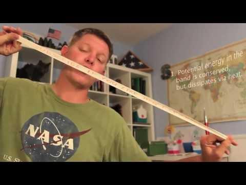 Fyzika praků #2