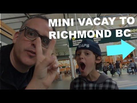 A Visit to Richmond BC (видео)
