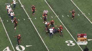 Princeton Clinches 2018 Ivy League Football Title, Defeats Penn 42-14
