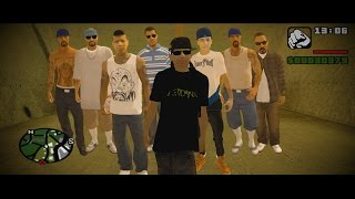 Maniako Feat. Toser One  Teponer BLack You - A Lo San Andreas | Video Oficial | HD