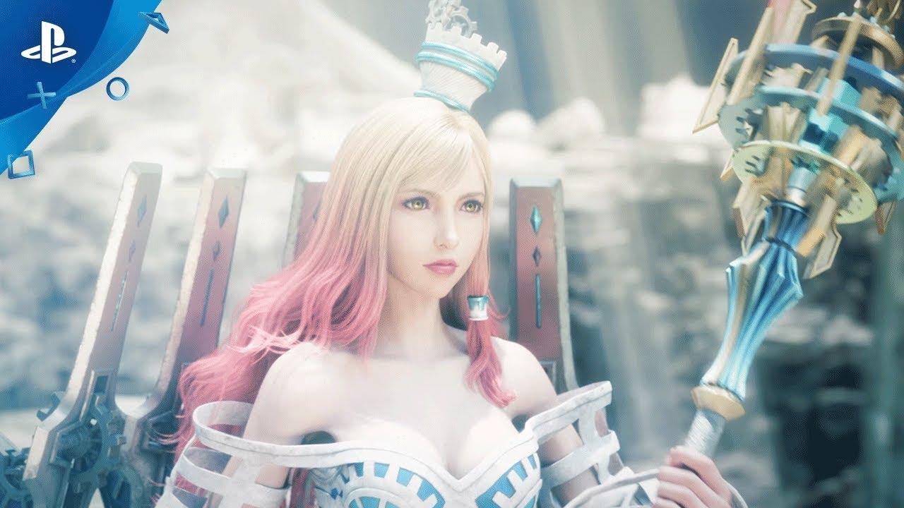 Vean la Apertura de Dissidia Final Fantasy NT