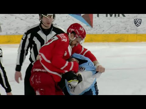 Korbinian Holzer vs. Nikolai Timashov