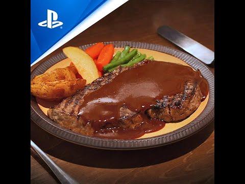 PlayStation 本期遊戲飯 教大家如何製作《惡靈古堡 6》裡面的牛排