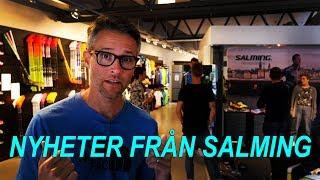 Lite nyheter från Salming Floorball