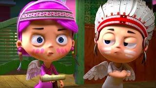 Ангел Бэби новые серии - Всё или ничего (28 серия) Поучительные мультики  для детей