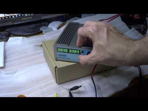 Présentation de l\'alimentation stabilisée GOPHERT CPS 3205 V2 réglable de 0 à 32 volts 5A Banggood