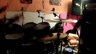 Children Of Bodom - Not My Funeral - Drum Cover
