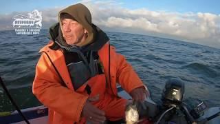 Ловля трески в финском заливе