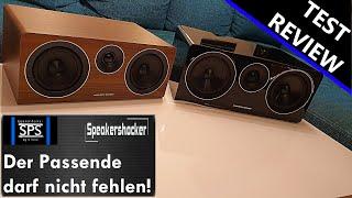 Acoustic Energy AE107 & AE307 Lautsprecher | Test | Review | Soundcheck. Mehr als Stimmen von vorne