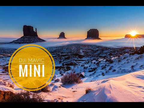 DJI Mavic Mini Cinematic 2.7k, ARIZONA