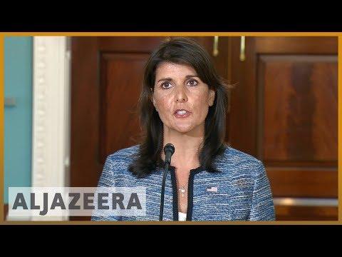 🇺🇸 🇺🇳 US withdraws from UN Human Rights Council   Al Jazeera English