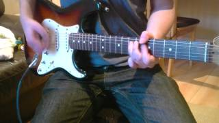 CURTAINS (Niandra Lades) - Chords Played On Guitar