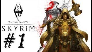 Skyrim|Guia de Paladin Legendario|Túmulo de las Cataratas Lúgubres #1
