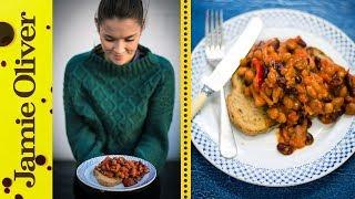 Healthy Baked Beans   Katie Pix