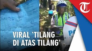 Viral Sopir Truk Ditilang 2 Kali dengan Pelanggaran Sama  'Tilang di Atas Tilang', Polisi Buka Suara