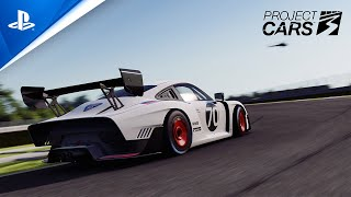 Project CARS 3 - What Drives You? | PS4