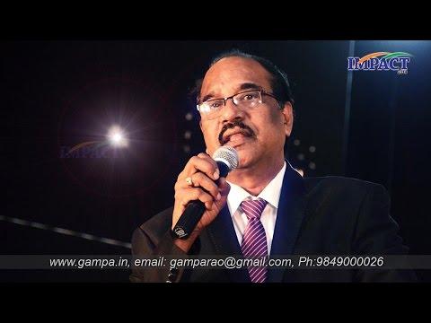 Public Speaking   BV Pattabhiram   TELUGU IMPACT Vizag 2014