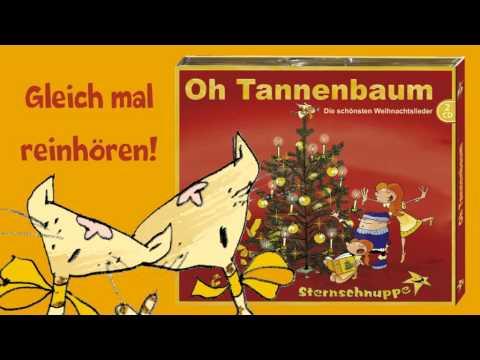 CD Weihnachtslieder - Oh Tannenbaum - Sternschnuppe Kinderlieder - REINHÖREN