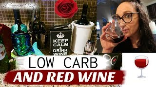 Low Carb & Red Wine | Chats With Kat | Lil Piece Of Hart