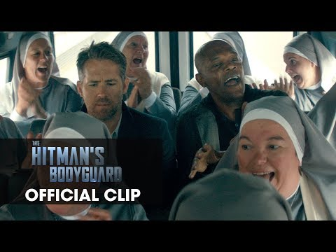 The Hitman's Bodyguard Clip 'Nuns'