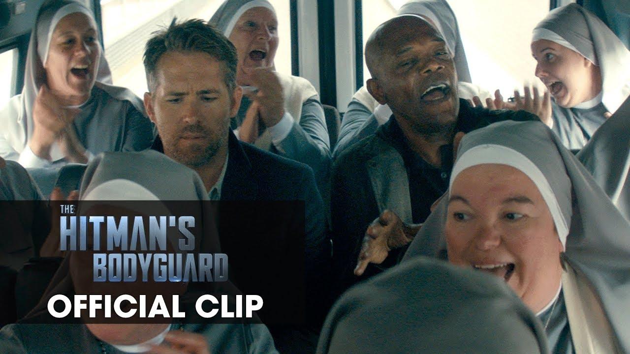 Trailer för The Hitman's Bodyguard