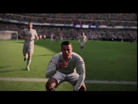 Trailer de FIFA 18