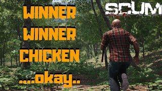 SCUM Winner Winner Chicken...Okay.. - Developer Video