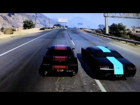 Gta 5 Muscle Carmeet And Drags