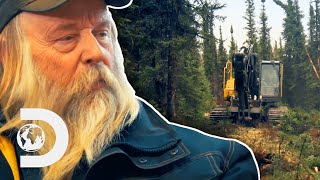 Tony Beets Spends $20,000 To Test If Old Mine Site Is Still Worth It   Gold Rush