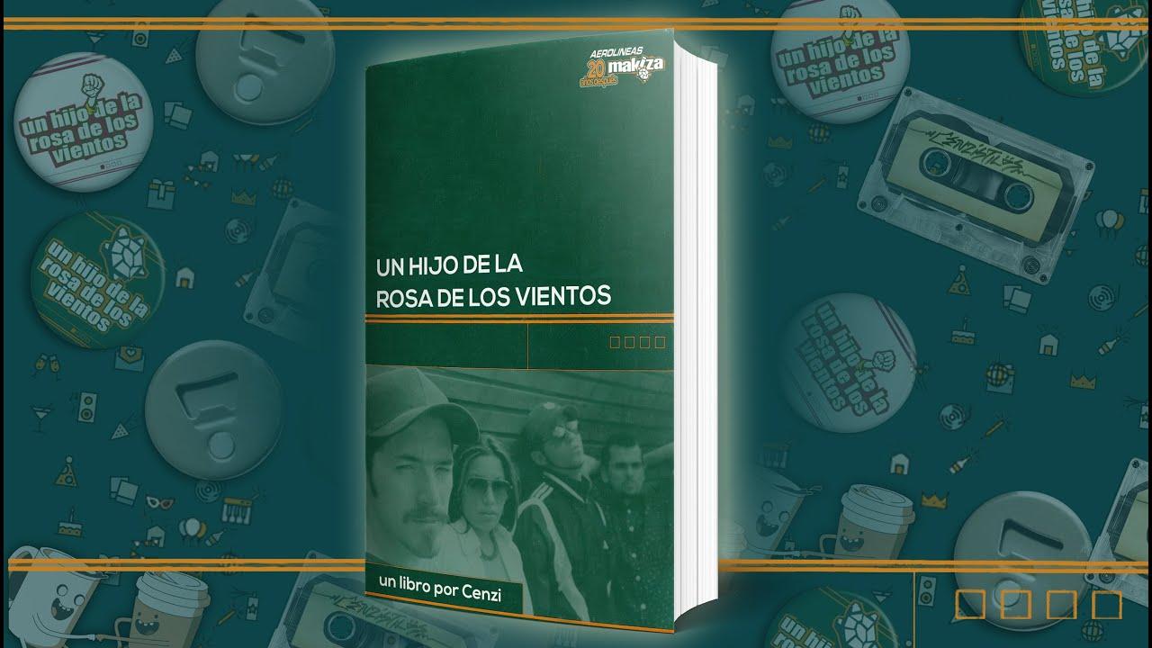 """Libro """"Un Hijo de la Rosa de los Vientos"""""""