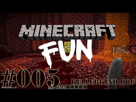 Minecraft F.U.N #5 – Dungeon Arena Remix (2) ★ Let's Play Minecraft [HD|60FPS]