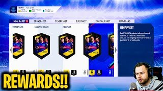 Mina Rank 1 Rewards och FUT Champs Belöningar typ 5 dagar försent! | FIFA 19