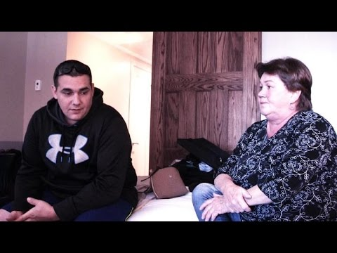 A Mother And Son Whose Heroin Addiction Bonds Them - Dr