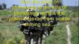 God Bless The USA - lee greenwood lyrics (read description)