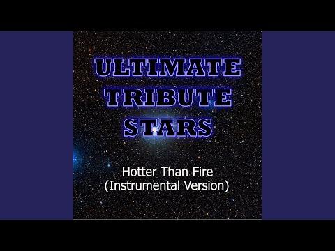 Eric Saade feat. Dev - Hotter Than Fire (Instrumental Version)