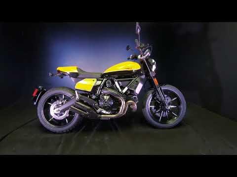 2020 Ducati Scrambler Full Throttle in De Pere, Wisconsin - Video 1