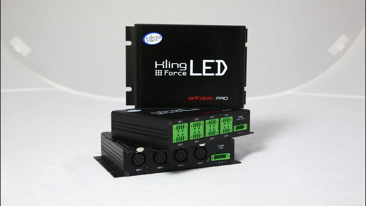 Discover Kling-Force LED