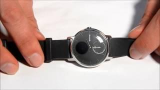 Withings Steel HR - Smartwatch.de Unboxing [DEUTSCH]