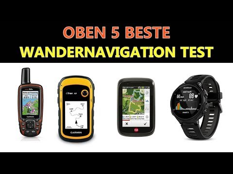Beste Wandernavigation Test 2019