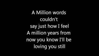 Nobody Knows JLS Lyrics On Screen