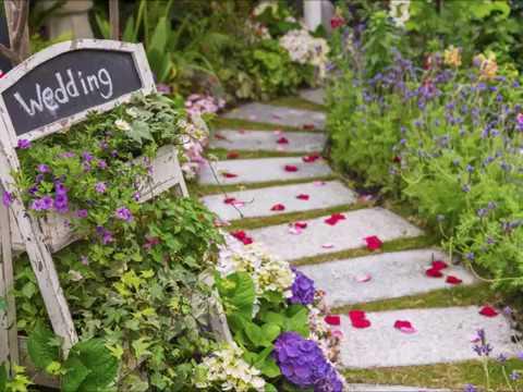 Gartenhochzeit Ideen Zur Romantischen Hochzeitsfeier Im Garten