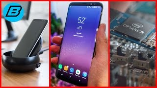 Galaxy S8 DEX Dock + Samsung Galaxy S8 Microsoft Edition + Intel Optane M.2 SSD