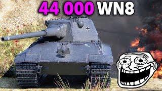 44 000 WN8 - JAK TO MOŻLIWE? - World of Tanks