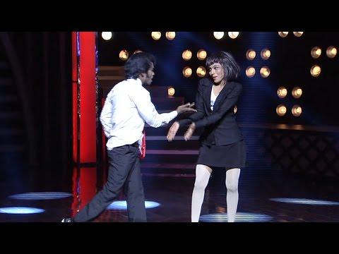 D3 D 4 Dance I Ann Mary & Vineesh - Thottal Poomalarum.... I Mazhavil Manorama