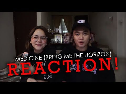 Medicine (Bring Me The Horizon) REACTION! | Bounty Ramdhan #SudutPandang