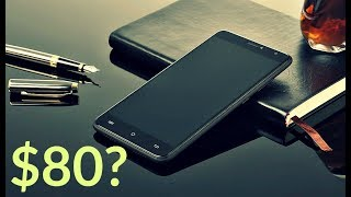 "An $80 6"" HD Phablet? Hafury Umax Review!"