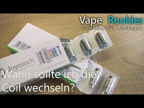 YouTube Video zu Uwell Crown 3 Verdampferköpfe 0.25 / 0.4 / 0.5 Ohm 4er Pack